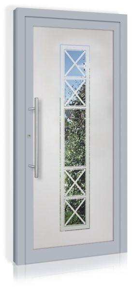 F&R VETRO-Line Ganzglashaustür Modell-Orlando