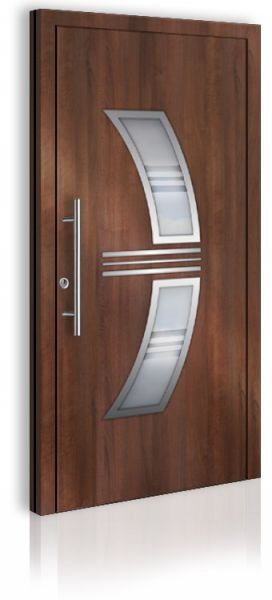 AWA 1110 Einflügelig Holzdekor