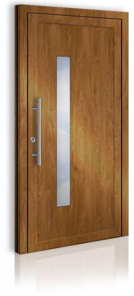 AWE 1420 Einflügelig Holzdekor